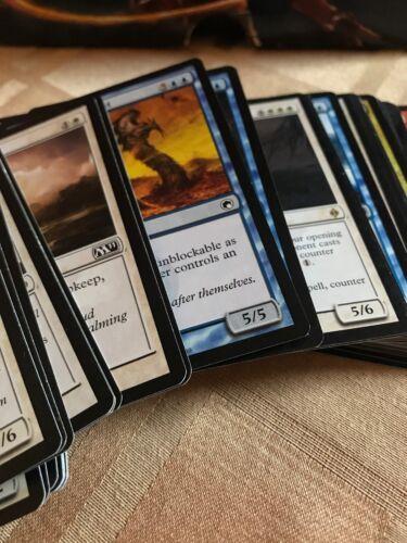 MTG Magic the Gathering 100 Card Mixed Lot Mixed Rarity MOST UNPLAYED