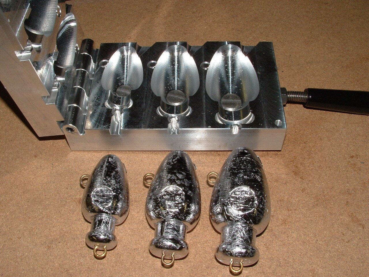 Saltwater Bel Mojo mold 16,  24, 32oz CNC Aluminum  big discount