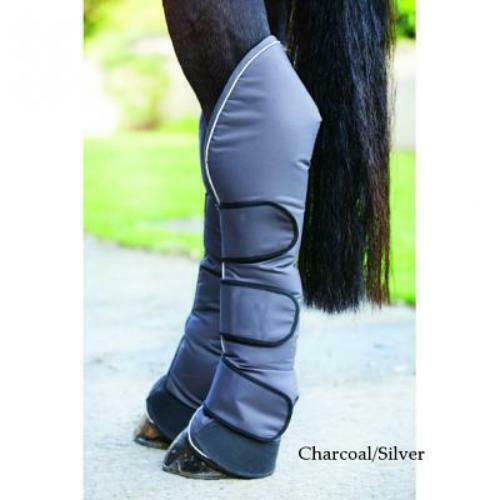 Horseware Rambo Travel Boots CLOSEOUT Charcoal