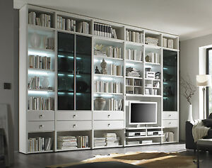 wehrsdorfer wohnwand studio 515 regalsystem individuell planen. Black Bedroom Furniture Sets. Home Design Ideas