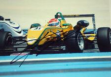 Felipe Nasr SIGNED  Carlin F3 Dallara ,  Paul Ricard 2011 , F1 Sauber 2015