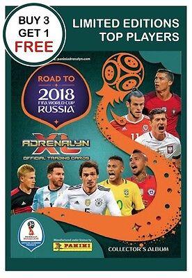 carta De Gea edicion limitada Panini Adrenalyn Copa Del Mundo 2018