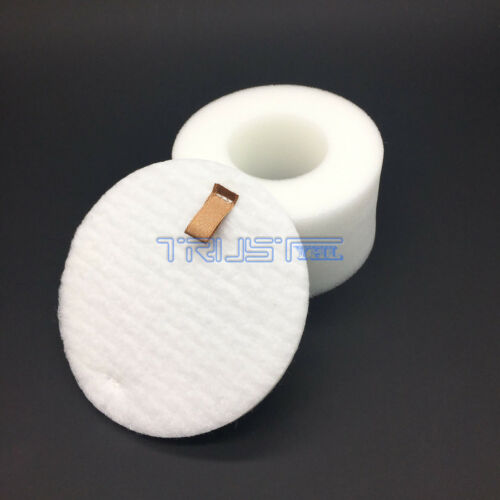 2 Sets Foam Felt Filter For Shark NV680 NV800 AX950 NV683 Replacement XFF680