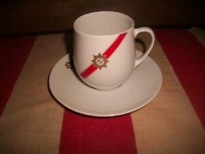 TWA Royal Ambassador Coffee Cup