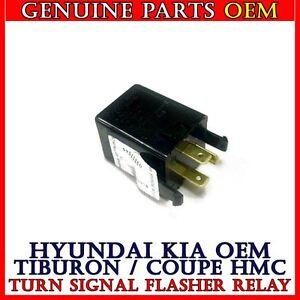 Details about TURN SIGNAL FLASHER RELAY 95550-39000 HMC OEM Hyundai Kia  03-08 Tiburon / Coupe