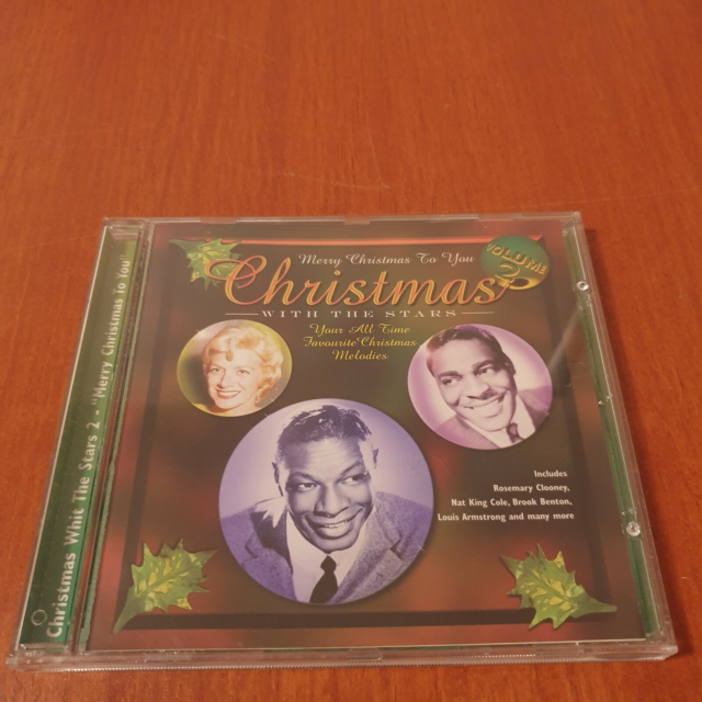 Diverse Kunstnere: Christmas With The Stars - Volume 2,…