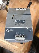 Sola Sdn 20 24 100c Power Supply