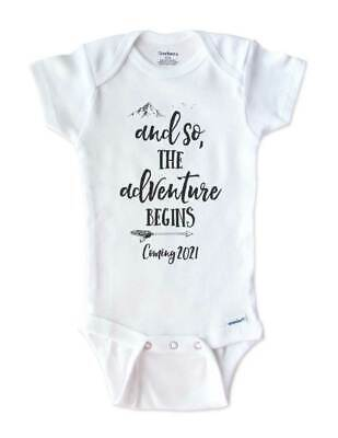 Pregnancy announcement for grandparents reveal idea for grandma grandpa great grandparents  aunt  and uncle ONESIE \u00ae brand bodysuit or shirt