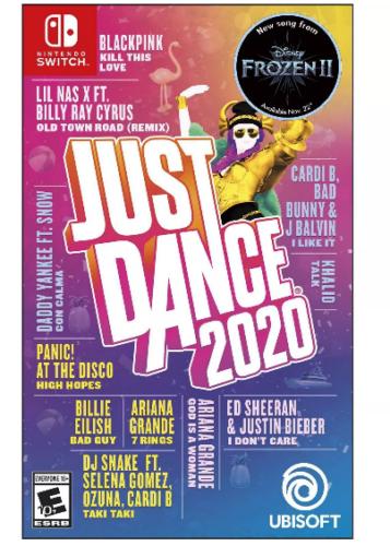 Just Dance 2020 (Nintendo Switch, 2019)