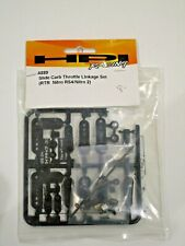 HPI RACING NITRO RS4 MT 2 A896 THROTTLE LINKAGE SET RTR NITRO RS4 GENUINE PART