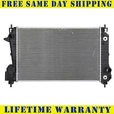 Radiator For 2012-16 Chevrolet Sonic 1.8L 1 Row AT