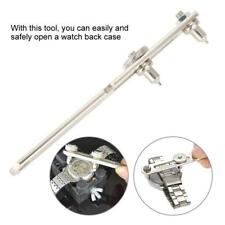 Watch Back Case Cover Opener Adjustable Remover Watchmaker Repair Wrench Tool