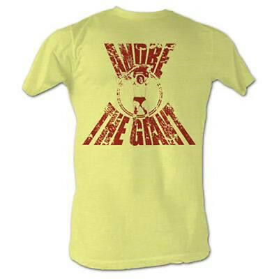 Andre the Giant WWF T-shirt