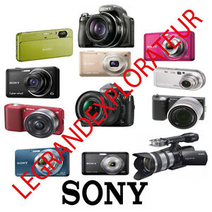 ultimate sony digital camera repair service manual s dsc nex dslr rh ebay com Sony 700 On Tripod sony alpha 700 service manual