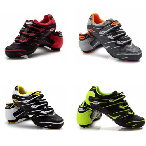 Tiebao Bike Road Shoes Professional Sports Shoes Cycling Lock Shoes SPD-SL