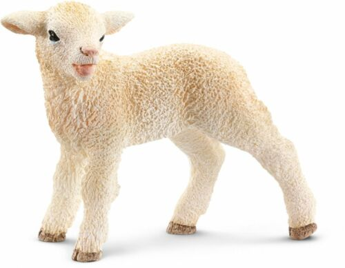 T18 Schleich 13744 Little Sheep Lamb Lamb Sheep Farm Schleich Animals