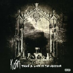 Korn-Take-a-Look-in-the-Mirror-New-Vinyl-LP-Holland-Import