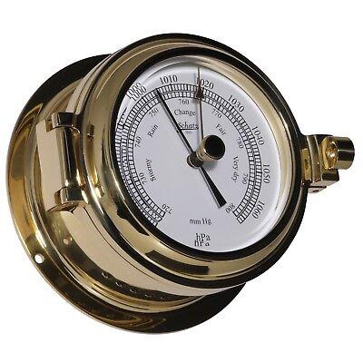 Schatz Maritimes Bootsport Haushalt Schiffsbarometer Messing Massiv Success Aromatischer Geschmack Kleingeräte Haushalt Haushaltsgeräte
