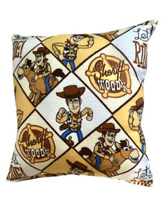 Woody-Pillow-HANDMADE-Disney-Toy-Story-4-Woody-Pillow-Made-USA