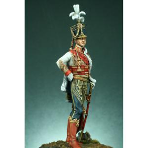Atelier Maket Napoleonic General Andoche Junot 75mm Model Unpainted Metal Kit