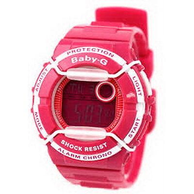 Casio Baby-G Alarm Sports Ladies Watch BGD-120P-4