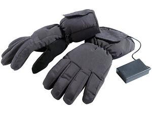 Elektrisch beheizbare Handschuhe Gr. S beheizt batteriebetrie<wbr/>ben Winter Thermo