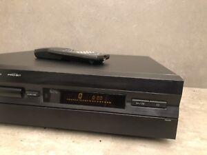 Yamaha-CDX-993-High-End-CD-Player-CD-Laufwerk