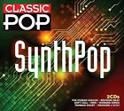 Classic Pop: Synthpop by Various Artists (CD, Jun-2016, 3 Discs, Rhino (Label))