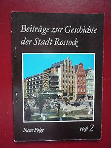 Beitraege-zur-Geschichte-der-Stadt-ROSTOCK-Heft-2-DDR-1982