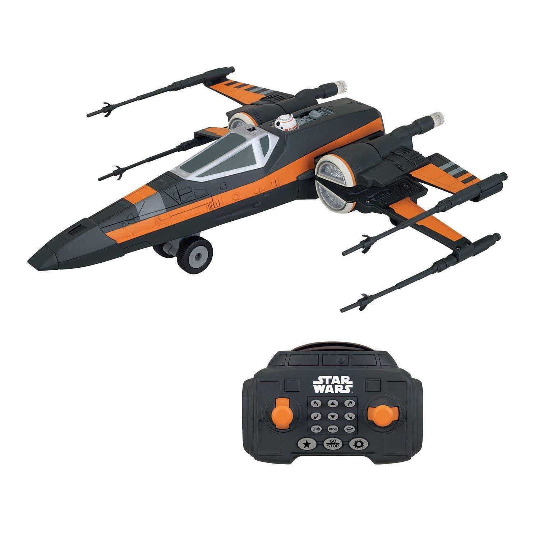 MTW Toys 3108200 - Star Wars Episode VII, RC U Command X - Wing, mit Fernsteueru  | Mangelware