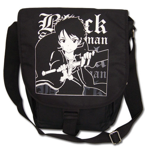 a9fa211c310a Great Eastern Entertainment Sword Art Online Swordsman Messenger Bag Black