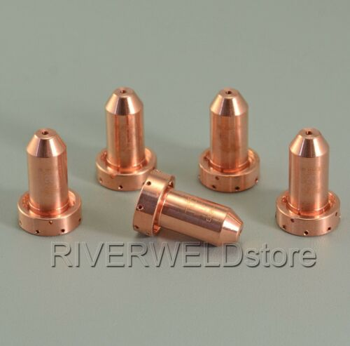 9-8233 Plasma Nozzles Thermal Dynamics SL60//SL100 A120 Plasma Cutter Torch 5PK