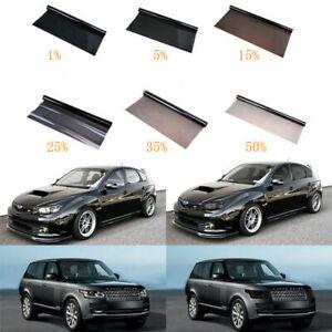 3M-1-5-15-25-35-50-VLT-Car-Window-Tint-Film-Roll-Size-Black-Universal-fit