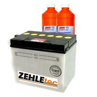 Batterie 12v 30 Ah Z.b. Craftsman Ersetzt 163465 Alternativ +rechts Aufsitzmäher