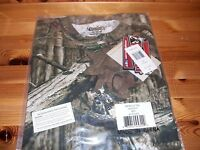 Rocky Base Layer Mossy Oak Infinity Camo Hunting / Long Sleeve T Shirt - Size Xl