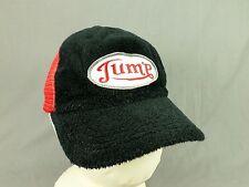 Mini Cooper Jump Hat Cap Adjustable Snapback Mesh Trucker Terry Cloth Red Black