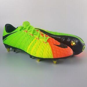 2180919a3a49 Nike Hypervenom Phantom III 3 SG Pro AG Soccer Cleats Men s Size 9 ...