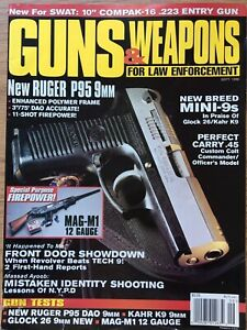 Guns-amp-Weapons-For-Law-Enforcement-Sept-1996-Mag-M1-12-Gauge