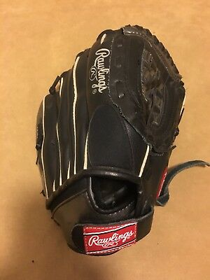 """Team Sports Rawlings Player Series A-rod 11"""" Youth Leather Glove Pl129fb Right Hand Throw To Win A High Admiration And Is Widely Trusted At Home And Abroad."""