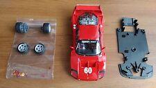 Ferrari F40 Jean Alesi 1989 Laguna Seca 1:32 Fly Slot Car Kit Parts