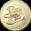 """AUSTRALIA 2020 Eureka Australia/'s Gold Rush $1 /""""C/"""" Mintmark Unc Ex Set"""