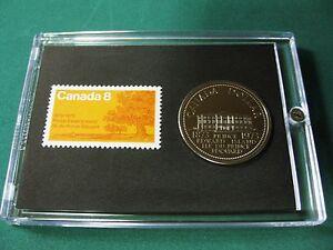 Prince-Edward-Island-1873-1973-Canada-Commemorative-Stamp-amp-Coin-Set