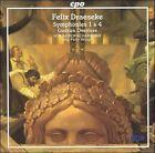 Draeseke: Symphonies 1 & 4; Gudrun Overture (CD, Oct-2005, CPO)