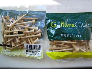 25-x-Packs-40-Natural-Wooden-Golf-Tees-53mm-Society-Gift-1000-Wooden-Tees-Offer