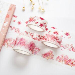 7M-Cherry-Blossom-The-Paper-Tape-Cherry-Blossom-Adhesive-Stickers-AU-97K