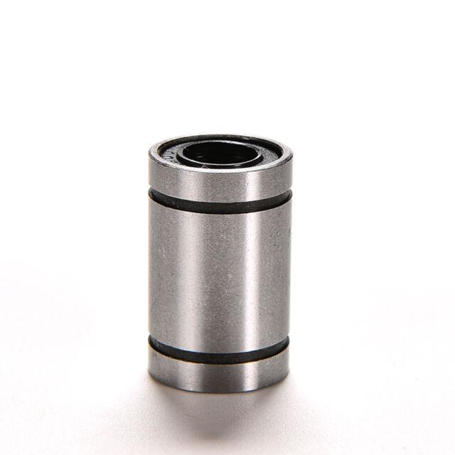 1X LM8UU 8mm Linear Ball Bearing Bush Bushing For Rod RepRap 3D Printer CNC