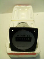General Electric Ac Time Meter 50-240713aaad1