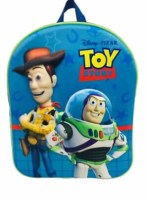 2019 Nuovo Stile Ufficiale Toy Story Zaino Toy Story 3d Action Packed Toy Story Boys Borsa-mostra Il Titolo Originale