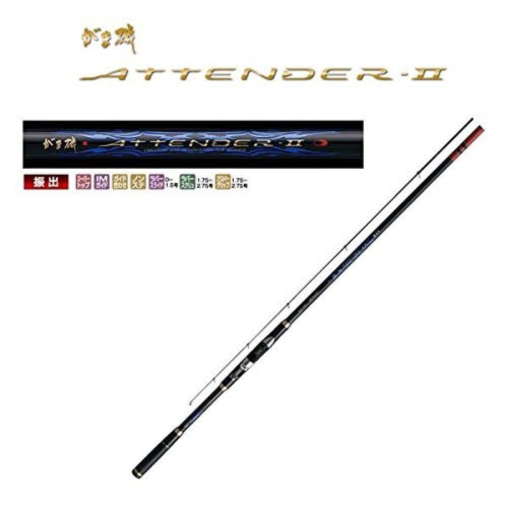 Gamakatsu Rod GamaIso Attender II 0 gou 5.3m From Stylish Anglers Japan