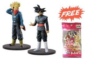 Super Saiyan 2 Trunks Goku Black DXF Warriors V.2 Figure Dragon Ball Banpresto